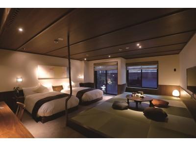 「THE JUNEI HOTEL 京都 御所西」全室貸し切りプラン