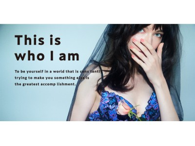RAVIJOUR 2020 Spring Collection「This is who I am」が公開。春を彩る新作ランジェリーが到着致しました。