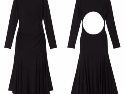 【Junko Kato x RAVIJOUR】待望のコラボ企画にブラカップ付きのタイムレスなブラックドレスが登場。9/24(木)21時より数量限定で販売開始。