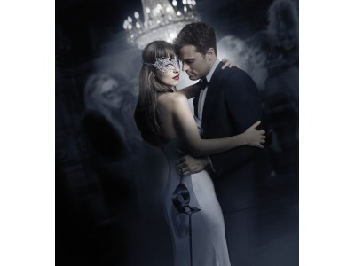 映画『フィフティ・シェイズ・ダーカー』ブルーレイ&DVD×ラヴィジュールのコラボが決定!限定ランジェリーセットの販売やプレゼントキャンペーンも実施。
