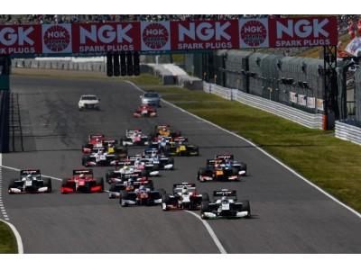プロモーションパートナー契約を締結する 全日本スーパーフォーミュラ選手権 2018年シーズンが開幕