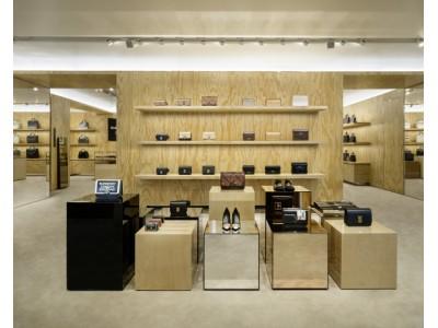 バーバリーが表参道店をリニューアル、今秋には銀座店も拡張移転オープン