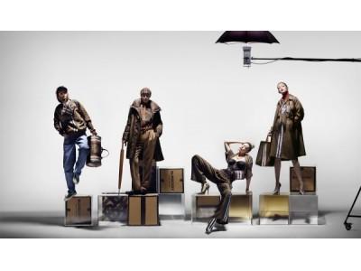 バーバリーがブランドとして初となるモノグラムコレクションを発表