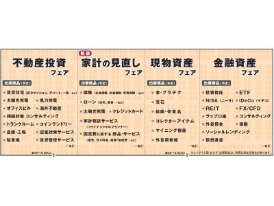第2回 資産運用EXPO 『出展検討のための特別説明会』を11/22(木)に開催