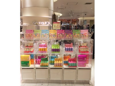 本日より伊勢丹新宿店本館2階「Re-Style TOKYO」にてソニーエンジェルの販売開始