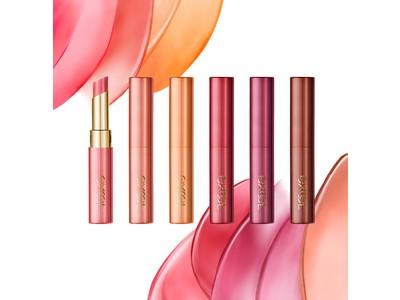 エクセルの春の新作!美容液96% *1の高保湿リップ新発売 ニュアンスカラーのアイシャドウ&マスカラややわらかに香る美容液UVも限定発売
