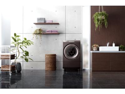 ウルトラファインバブルとマイクロバブルで洗浄効果を高め 黄ばみも黒ずみも抑制できるドラム式洗濯乾燥機発売