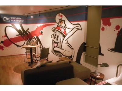 史上初の民泊専用アートマンション「AOCA SANNO」が2018年6月15日グランドオープン。特区民泊エリア大田区にて満室御礼100%稼働の好調な滑り出し。