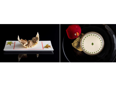 """開業25周年の集大成 ロブションを代表するお料理を堪能 ガストロノミー """"ジョエル・ロブション""""特別ディナーコース"""