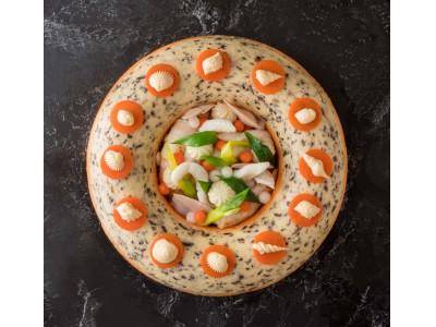 世界一を獲得した料理を味わえる 世界一に輝いたシェフ 関谷健一朗コンクール優勝料理 『舌平目のターバン仕立て』