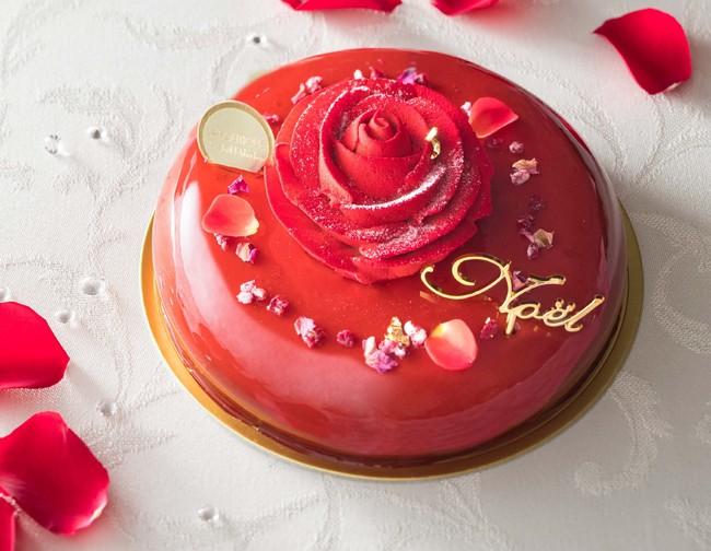 """ジョエル・ロブションの新作クリスマスケーキで華やかで特別な""""おうちクリスマス""""を!"""