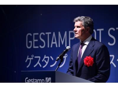 ゲスタンプ、日本初の自社工場を開設