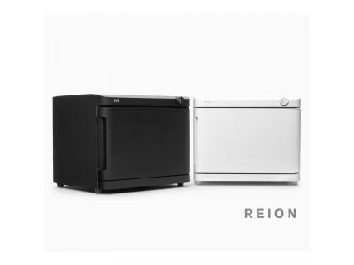 パワフルな加温・冷却性能「エア・サーキュレーションテクノロジー(R)」搭載おしぼりの使い方を広げる冷温庫『REION』Lサイズ 発売開始