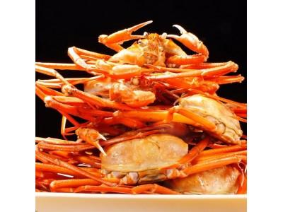 鳥取県産の和牛・蟹・クロマグロが120分食べ放題!海鮮ダイニング「かに港」飯田橋店で6月30日まで飲み放題付きのキャンペーン開催。