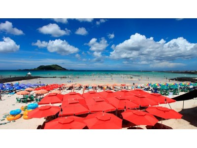 済州観光公社、ティーウェイ航空、ホテル新羅と共同キャンペーン チェジュ島2泊3日旅行に1組2名をご招待