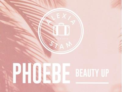 インスタ映え必至な限定コラボレーション!コスメブランド「PHOEBE BEAUTY UP」が人気水着ブランド「ALEXIA STAM」とのリミテッドコラボを発表!