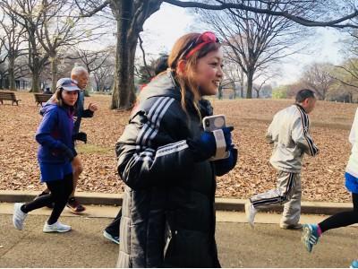 adidasコーチのお墨付き!ランニングフォームの改善に効果的!『adidas runners of Tokyo』コーチ10名が手持ちスマホの「Grip Case」でランを実践しました