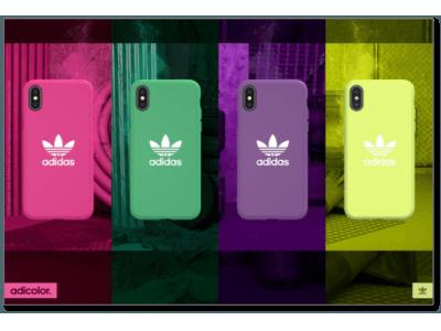手元を新色で彩る、adidas originals SS19本日よりamazon.co.jpで新作iPhoneケースを販売開始します!