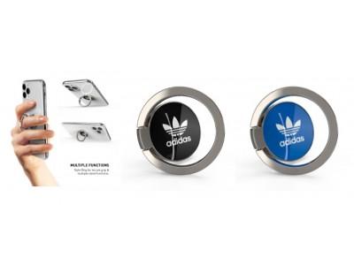 adidas Originalsのスマホリング、カードポケット、ハンドストラップが続々リリース!2020年6月よりAmazonアディダス公式ライセンスショップにて販売開始!