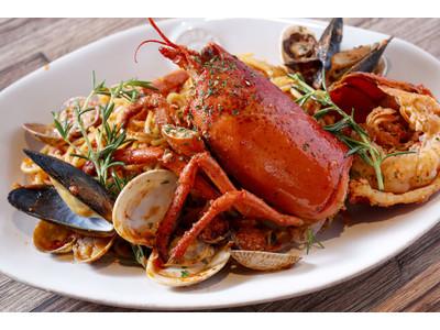 今が1番美味しいオマール海老、新宿イタリアン「CICCI(チッチ)」にて「とびきり美味しいオマール海老フェア」を開催、9/3~9/30の期間限定