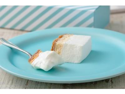 「日本初! 生クリーム専門店ミルク」より濃厚な4層仕立ての「究極の生クリームチーズケーキ」が大阪初上陸!