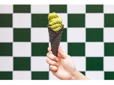 日本茶ミルクティ専門店OCHABA新宿店が6月3日(水)よりリニューアルオープン!抹茶スイーツを拡大、日本庭園のようなソフトクリームや濃厚抹茶ティラミスを販売致します
