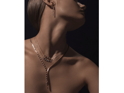 ショーメ  「ビー マイ ラブ」コレクション ハニカムモチーフをエレガントに配した上質なプレシャスジュエリーが登場 2019年6月発売