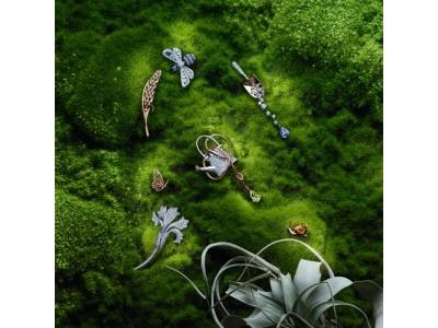 ショーメ「ル ジャルダン ド デリス ド ショーメ」コレクション ~ショーメの歓びの庭~ 2019年6月発売