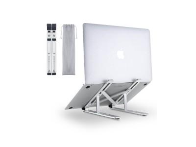 初回販売は即完売したAUKEY 6段階角度調整可能で大人気なノートパソコンスタンド HD-LT07が再入荷済み、仕事/在宅勤務/リモートワークに最適!