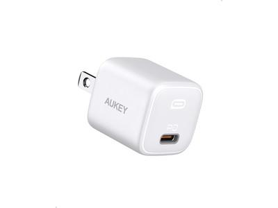 iPhone12向けの世界最小最軽量20W Omnia Mini PD充電器「AUKEY PA-B1」!小さいは正義♪