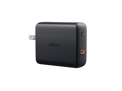 PD3.0対応の60W GaN急速充電器「AUKEY PA-D4」が38%OFFのお買い得セール開催!コンパクトでハイパワー