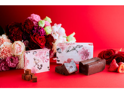 母の日限定!希少な国産バラの生ガトーショコラと生チョコ、店舗限定の紅茶スイーツも。4/24(土)から販売