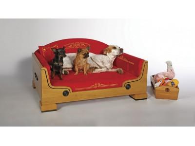 セレブ愛犬家が待ち望んだ愛犬のための最高級ベッド&バッグ、ついに日本初上陸!!7/3(月)に新しくオープンするInu to town 自由ヶ丘店にて販売開始。
