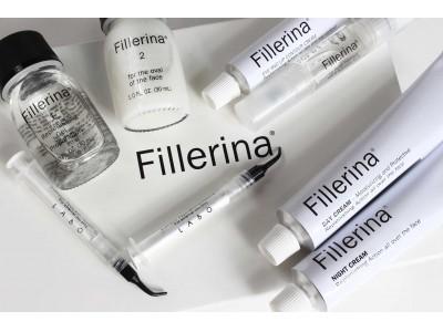 美容研究大国スイス発、14日間集中ヒアルロン酸トリートメント製品「Fillerina」展開開始!