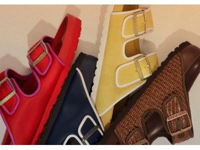 ビルケンシュトックとホテル イル・ペリカーノが2019春夏「イル・ドルチェ・ファル・ニエンテ」コレクションを発表