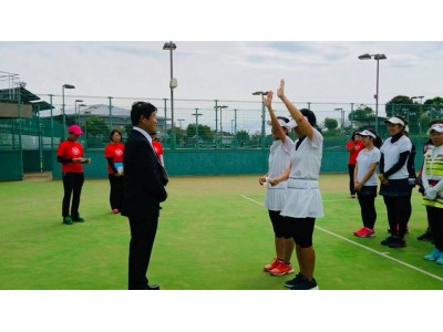 日本女子アマチュアテニス界最高峰の戦い、始まる。ソニー生命カップ 第41回全国レディーステニス大会