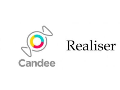 Realiser、インフルエンサーマーケティング領域でCandeeと業務提携