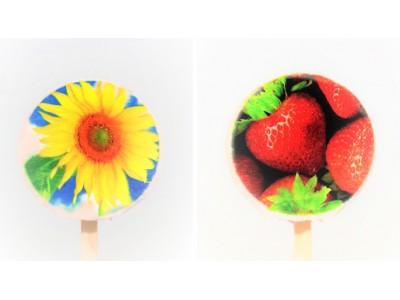 """""""溶けないアイス""""でおなじみの『KANAZAWA ICE(金座和アイス)』が、ナイスな日!の7月13日(金)に業界初のプリントアイスクリームを提供スタート!"""