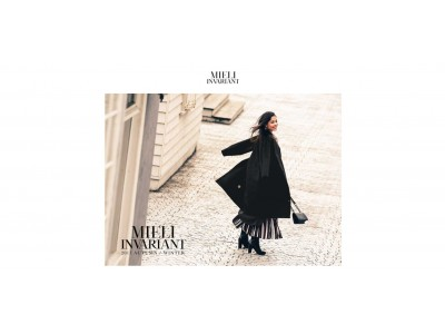 レディースブランド『MIELI INVARIANT』、NEVER SAY NEVER Inc.に参画