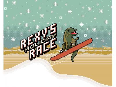 """COACHから、オリジナルオンラインゲーム """"Rexy's Holiday Race"""" が日本限定で登場!"""