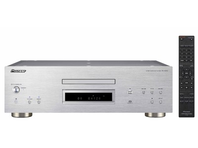 MQA-CDの再生に対応した高品位SACD/CDプレーヤー「PD-50AE」限定生産分出荷完了のお知らせ