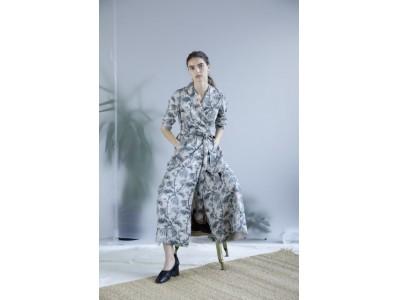 ~100年以上前のデザイン、時代を越えて衣服に再現~フランス「ミュルーズ染織美術館」収蔵柄をアレンジスタイリスト白幡啓による『styling/』から4商品を2月5日より発売開始