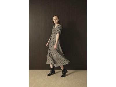 ~100年以上前のクリエイターから継承されたデザインを身に纏う~染織の宝庫として知られるフランスの美術館収蔵デザインをアレンジマッシュスタイルラボ「Lily Brown」から新作が登場