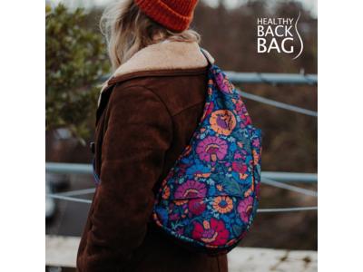 【人間工学デザインで負担を軽減】<ヘルシーバックバッグ >2021年秋冬コレクションが公式ストアにて予約販売開始!