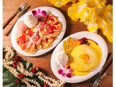 ハワイアンレストラン「RRainbow」(ダブルレインボー)の新店舗がららぽーと新三郷に3月1日(金)グランドオープン!!