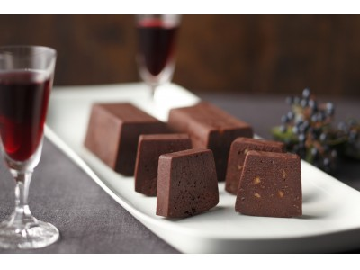 【Made in Japan の高級デザートチョコレートブランド】OGGIのスペシャリテ「ショコラ デ ショコラ」がリニューアル!