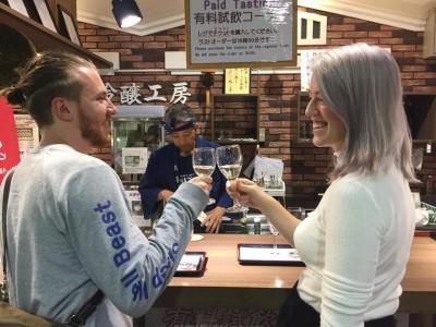 酒蔵巡りツアーの【Kampai Sake Tours】が、「酒アンバサダー」の募集を開始!