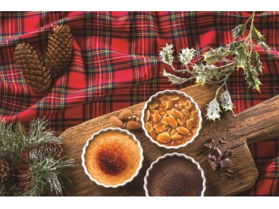 令和初のクリスマスは、特別なアイスでホームパーティーを。3つの味が楽しめる限定セットのプレミアムアイス「BRULEE GIFT」など、4種のアイスギフトをクリスマス限定で発売!