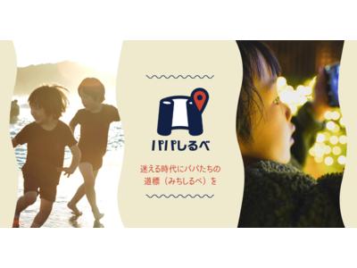 これからのパパの道しるべに!父親支援のNPO法人ファザーリング・ジャパンが6月20日(日)「父の日」に子育てポータルサイト『パパしるべ』をオープン!