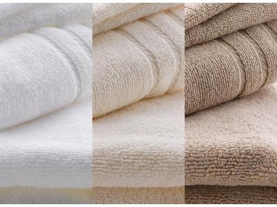 ドバイ7つ星ホテルに採用された世界のタオル「Micro Cotton(マイクロコットン)」を、西武 岡崎店に常設販売!